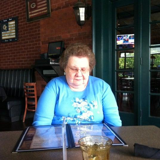 Photo taken at Green's Tavern by Cyndi S. on 5/8/2012