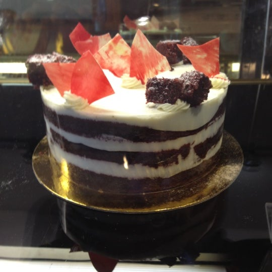 Photo taken at Cannelle Patisserie by Ken S. on 5/31/2012