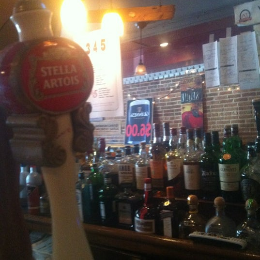 Photo taken at Alexander's Tavern by @followfrannie B. on 4/16/2012