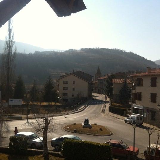 Photo taken at Hotel Grevol Spa & Wellness Llanars by Josep G. on 3/1/2012