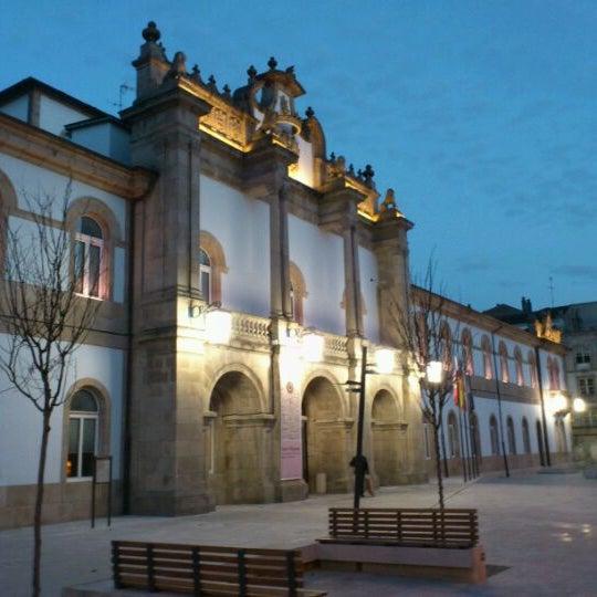 Foto tirada no(a) Deputación de Lugo por Bluecat G. em 2/21/2012