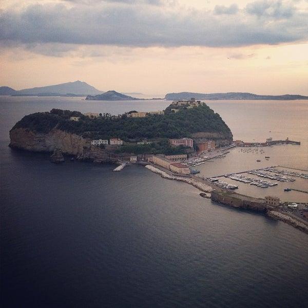 Photo taken at Isola di Nisida - Nisida Island by Bor on 5/26/2012