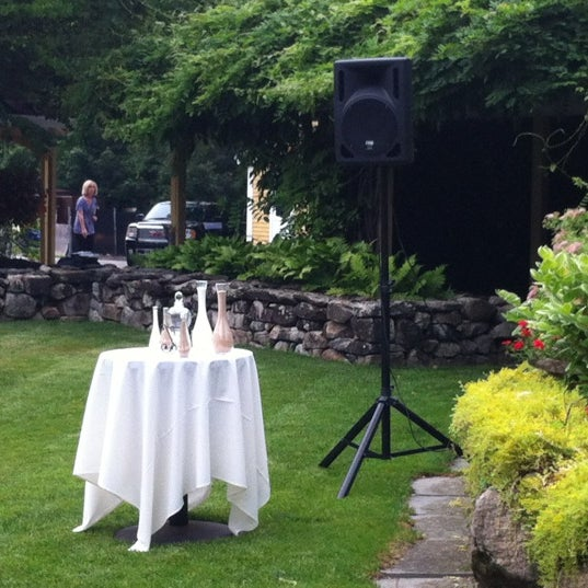Photo taken at Bedford Village Inn by Beth L. on 6/22/2012