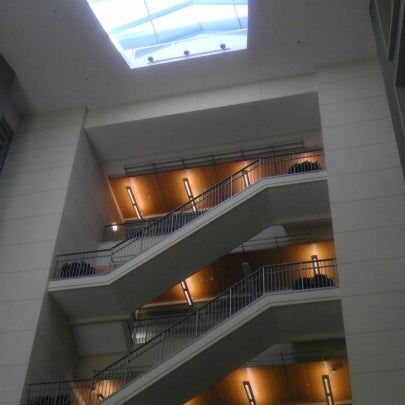 Photo taken at NSU: Alvin Sherman Library by Moe-Reese R. on 9/9/2012