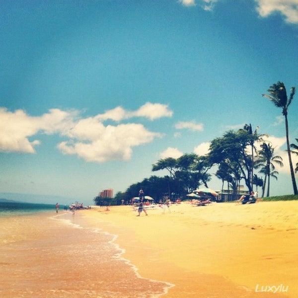 Photo taken at Pacific Ocean by Lulu on 6/7/2012