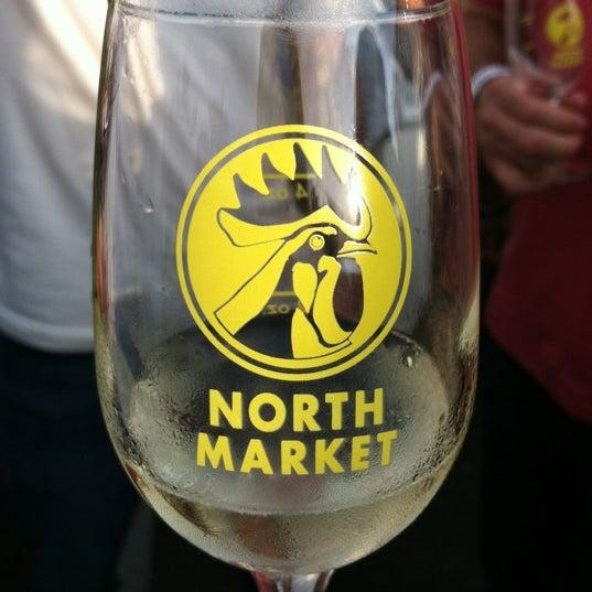 Photo taken at North Market by Tara R. on 7/13/2012