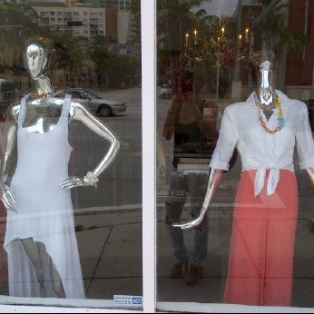 Photo taken at ISA boutique by Cassandra M. on 6/21/2012