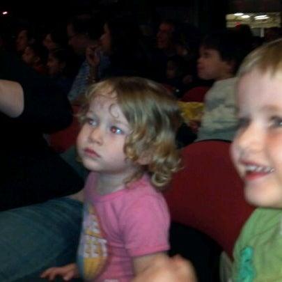 Photo taken at Boston University Dance Theater by Tom K. on 4/22/2012