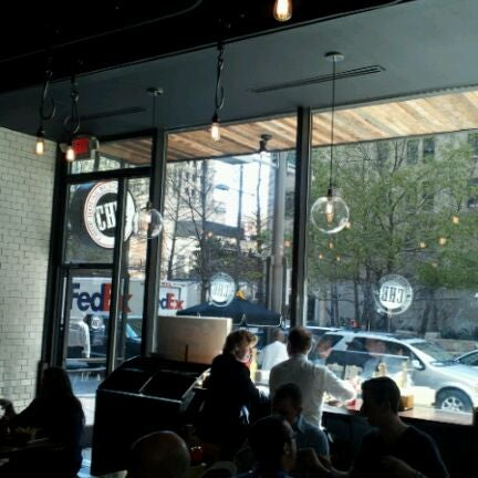 Photo taken at Chop House Burger by Mike D. on 3/5/2012