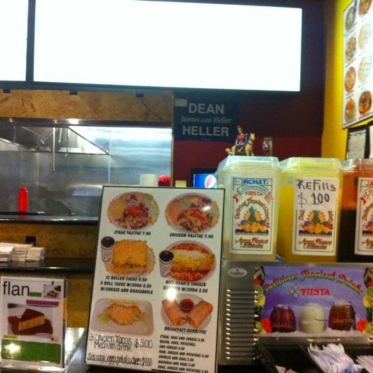Photo taken at Roberto's Taco Shop by Mario on 3/1/2012