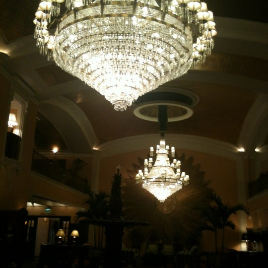 Photo taken at Amway Grand Plaza Hotel by Squintz H. on 3/18/2012