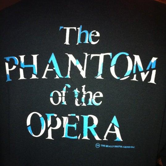 Foto tirada no(a) Majestic Theatre por Lu L. em 6/15/2012