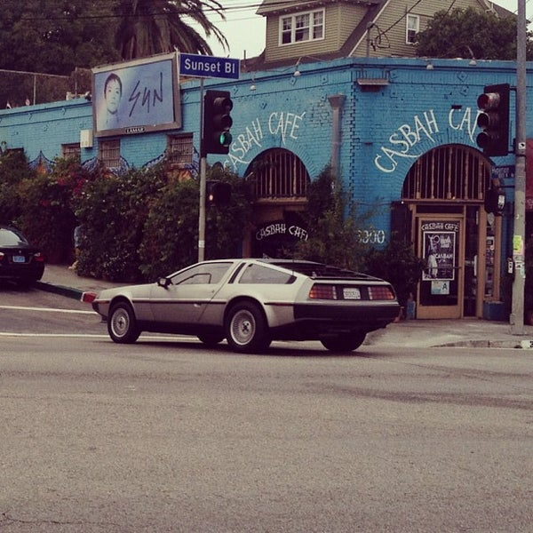 Photo taken at Casbah Café by Jessey W. on 7/6/2012