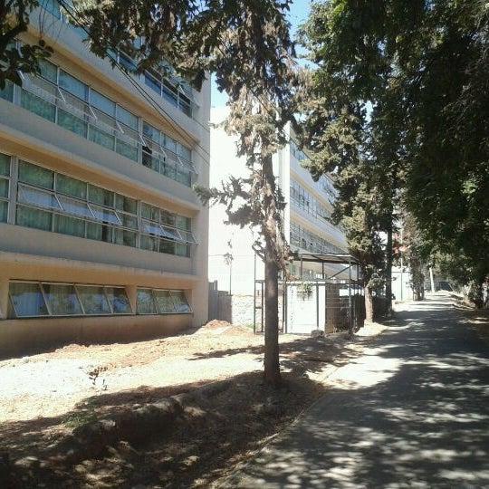Foto tomada en Universidad Andrés Bello por Oscar A. el 3/27/2012