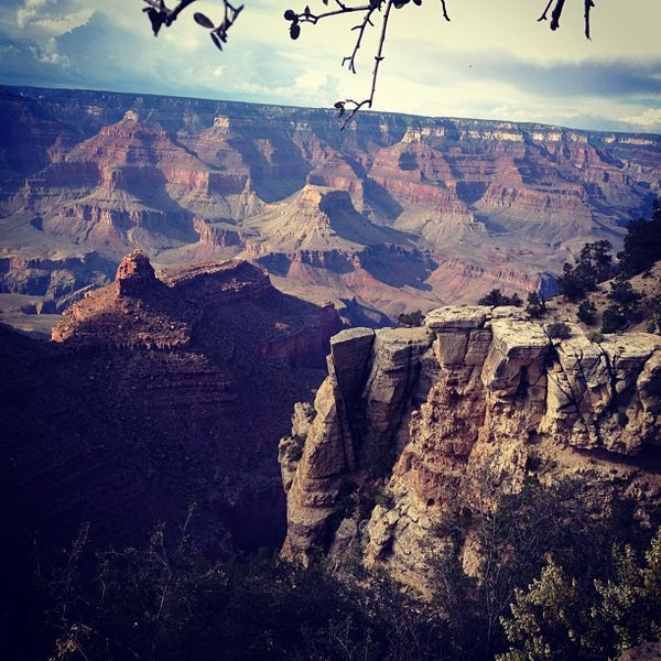 Photo taken at Grand Canyon National Park by Patricia R. on 8/4/2012