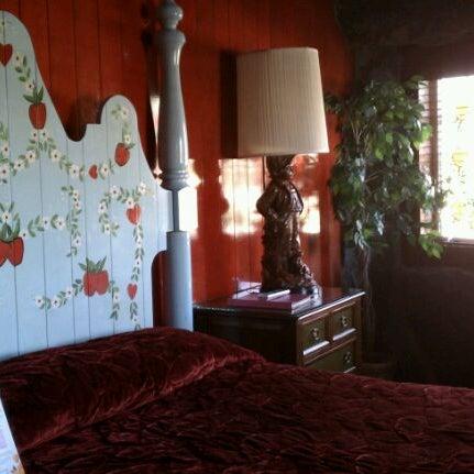 Photo taken at Madonna Inn by Darcy F. on 4/9/2012