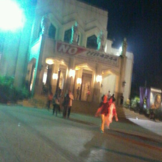 Photo taken at National Shrine of Our Lady of Peace and Good Voyage (Antipolo Cathedral) by Camie F. on 2/22/2012