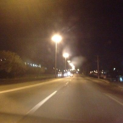 Photo taken at Rodovia Raposo Tavares by Elaine S. on 8/1/2012