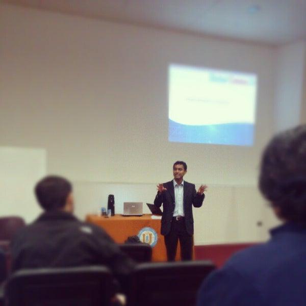Foto tomada en Universidad Católica del Norte por Pablo V. el 7/21/2012