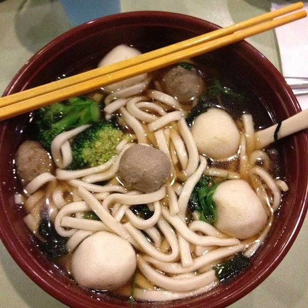 Photo taken at Gigi Sushi Bar by sakuntala k. on 6/1/2012