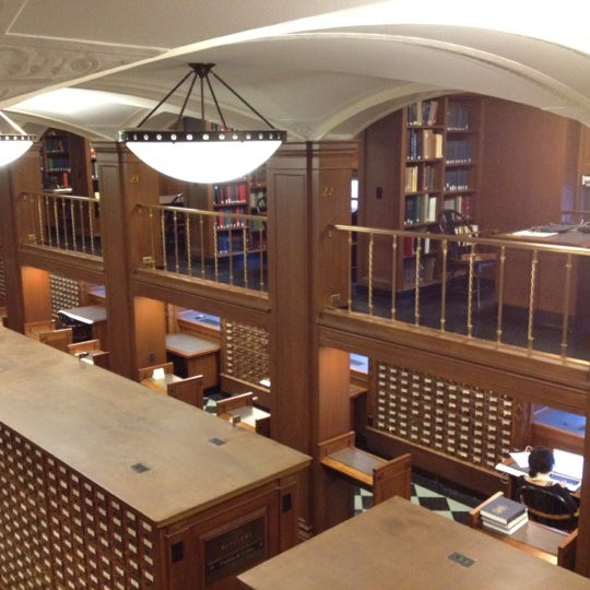 Photo taken at Butler Library by John on 7/23/2012