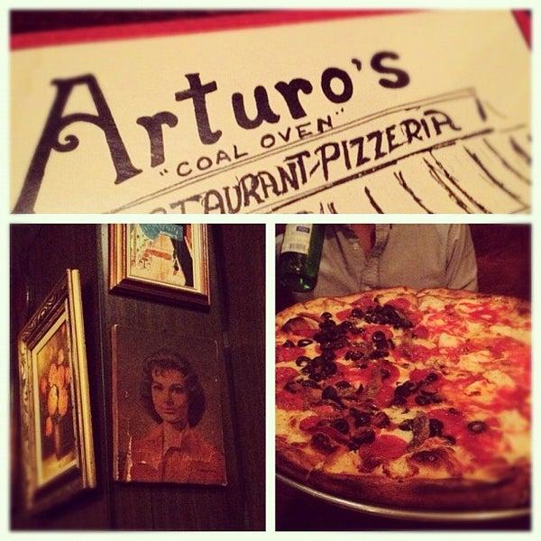 Photo taken at Arturo's Restaurant by Cecilia C. on 7/14/2012