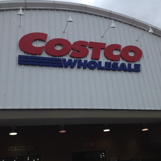 Costco Wholesale Shopping: Warehouse Store In Hillwood
