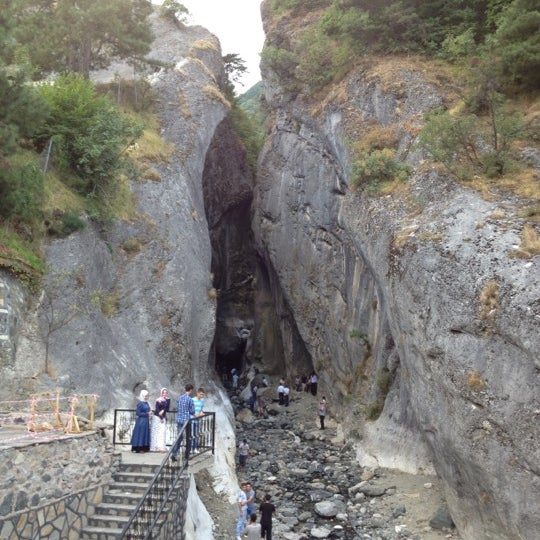 8/19/2012 tarihinde Orkun K.ziyaretçi tarafından Saitabat Şelalesi'de çekilen fotoğraf