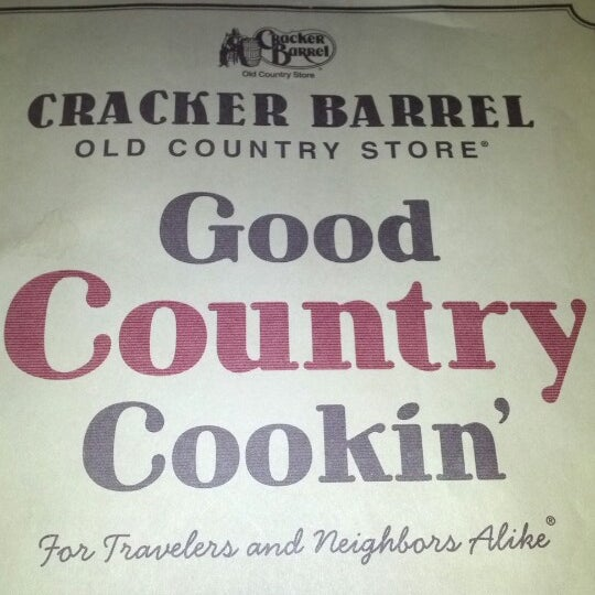 Photo taken at Cracker Barrel by Mike F. on 7/2/2012