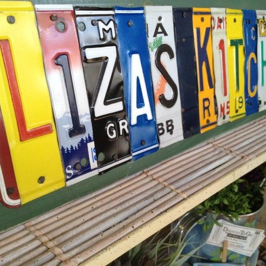 Photo taken at Liza's Kitchen by Steve P. on 2/9/2012