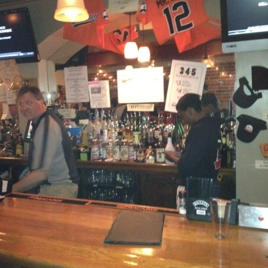 Photo taken at Alexander's Tavern by Ron T. on 4/26/2012