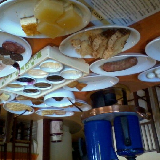 Ótimo café colonial.... Não tem aquela vastíssima variedade mas a qualidade é ótima....