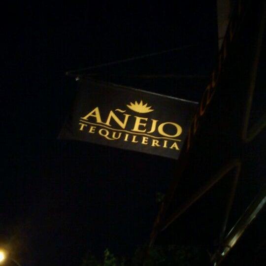 Photo taken at Añejo by Mark L. on 4/22/2012
