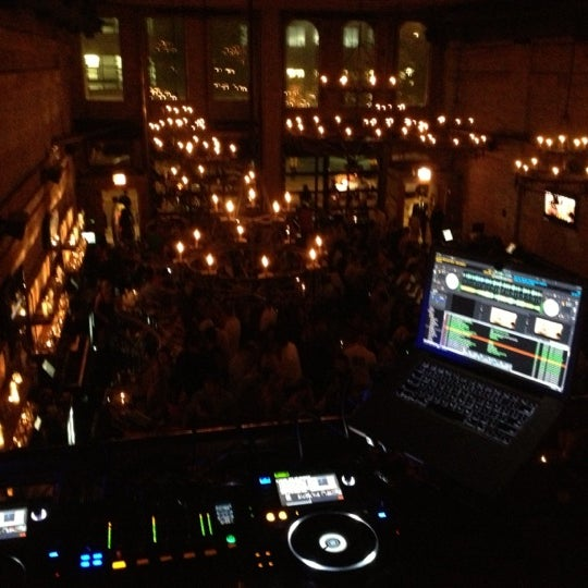 Photo taken at Moe's Cantina by DJ Z on 7/1/2012