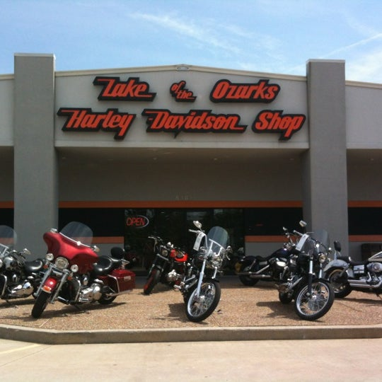 Photos at Lake Of The Ozarks Harley Davidson - Osage Beach, MO