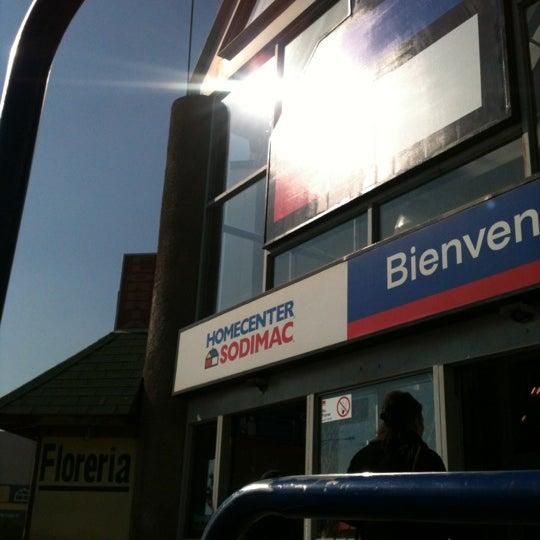 Photo taken at Homecenter Sodimac by Catalina P. on 7/10/2012