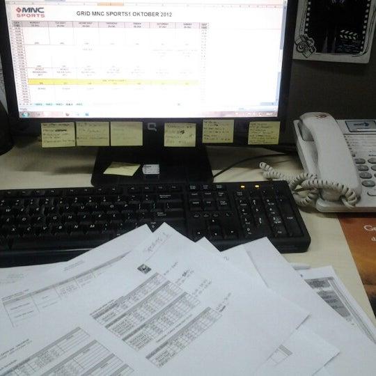 Photo taken at Studio 4 RCTI by Abdik D. on 9/5/2012