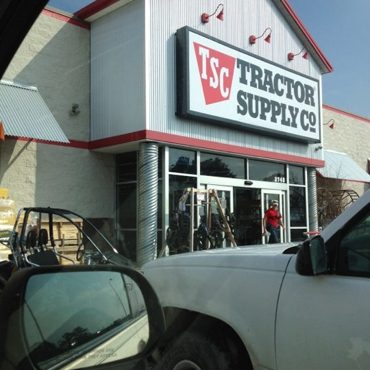 Tractor Supply: 2748 Richlands Hwy