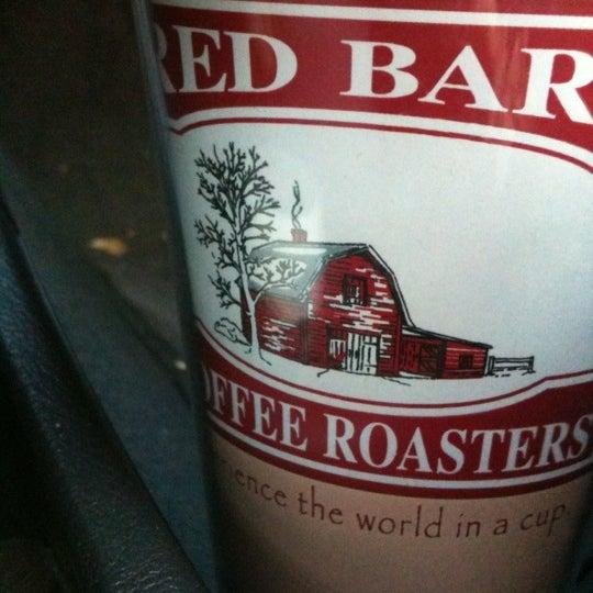 Foto tirada no(a) Red Barn Coffee At Angel's Cafe por Tonyhopedale em 2/9/2012