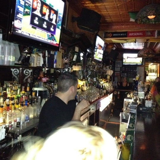 Photo taken at Baker Street Pub by Jonathan P. on 6/25/2012