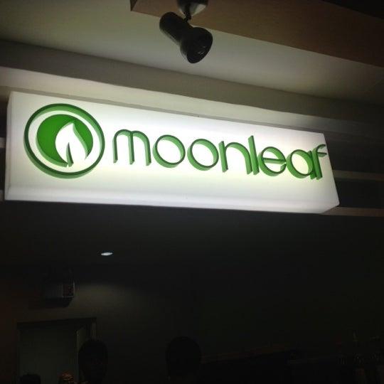 Photo taken at Moonleaf Tea Shop by JM C. on 5/15/2012