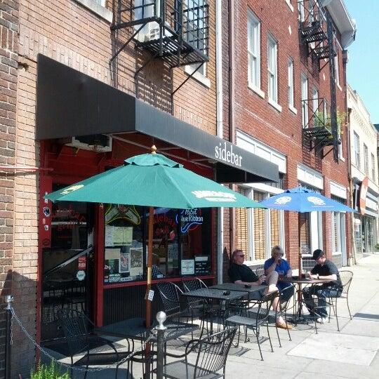 sidebar grill pub in downtown lexington. Black Bedroom Furniture Sets. Home Design Ideas