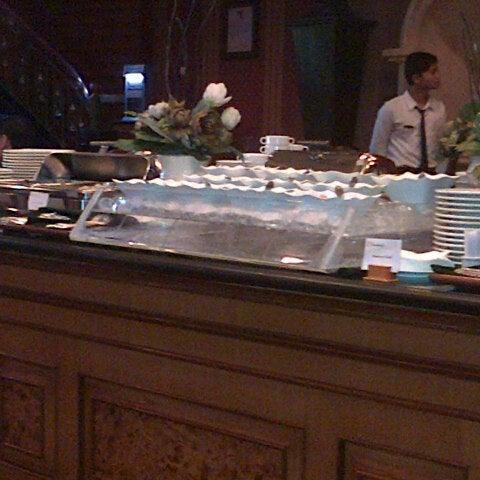 Photo taken at Hotel Gajahmada Graha by Yogiantoro M. on 7/16/2012