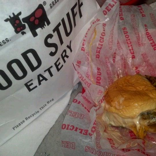 Das Foto wurde bei Good Stuff Eatery von Kim N. am 6/16/2012 aufgenommen
