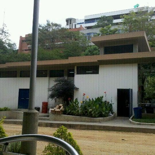 Photo taken at Universidad Pontificia Bolivariana - Seccional Bucaramanga by jose luis m. on 6/2/2012