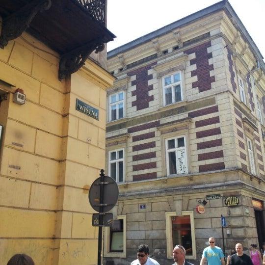 Photo taken at Choco Cafe by Tomasz Z. on 6/30/2012