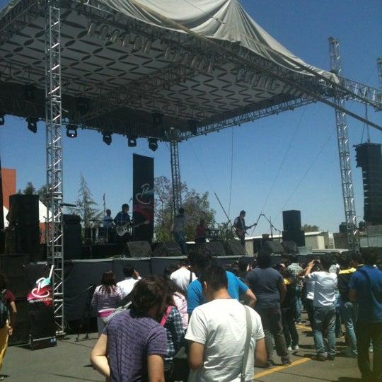 Foto tomada en Tecnológico de Monterrey por Tono I. el 4/26/2012
