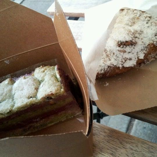 Photo taken at Bakery Nouveau by Satchel S. on 6/13/2012