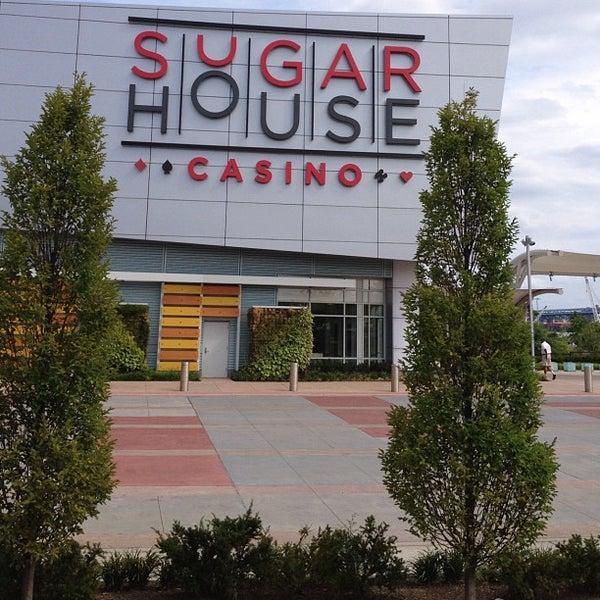 Sugarhouse casino free drinks