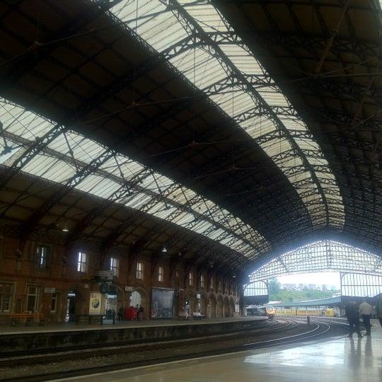 Photo taken at Platform 3 by Rob B. on 6/19/2012